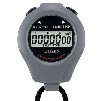 国内送料無料 返品不可 シチズン ストップウォッチ スプリットタイム計測 1位 2位同時計時 CITIZEN 8RDA04-008 在庫限り