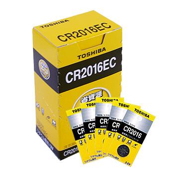 東芝 リチウム電池 早割クーポン TOSHIBA 半額 CR2016×5コセット