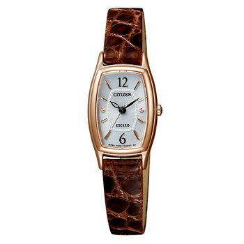 CITIZEN「シチズン」 EXCEED「エクシード」 エコドライブ 女性用腕時計 EX2002-03A 「取り寄せ」