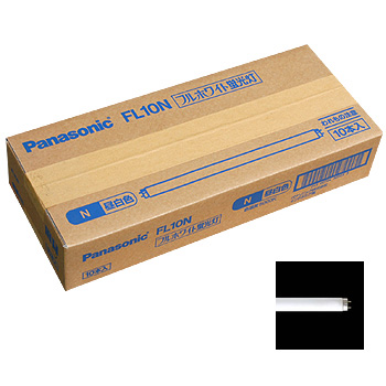 panasonikkuparukku荧光灯FL10N 10个装Panasonic
