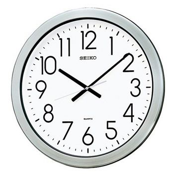 SEIKO「セイコー」 掛け時計 オフィスタイプ 防湿・防塵型 KH407S