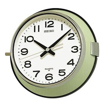 SEIKO「セイコー」 掛け時計 オフィスタイプ 防塵型 KS474M