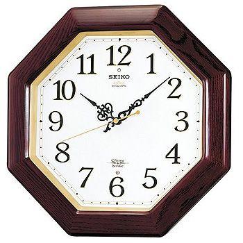 SEIKO「セイコー」 電波掛け時計 チャイム&ストライク RX210B