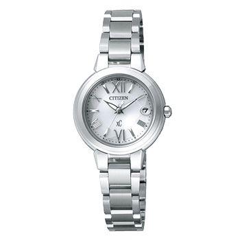 CITIZEN「シチズン」 XC「クロスシー」 ミニソル 女性用腕時計 XCB38-9132 「取り寄せ」