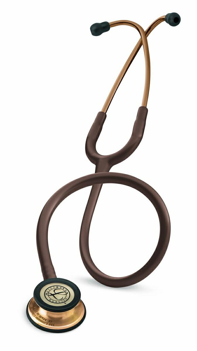リットマン カッパー エディション 聴診器 チョコレート 5809