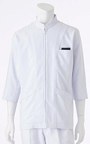 KAZEN(カゼン) メンズジャケット 151-20(シロ) L:マツヨシ 店