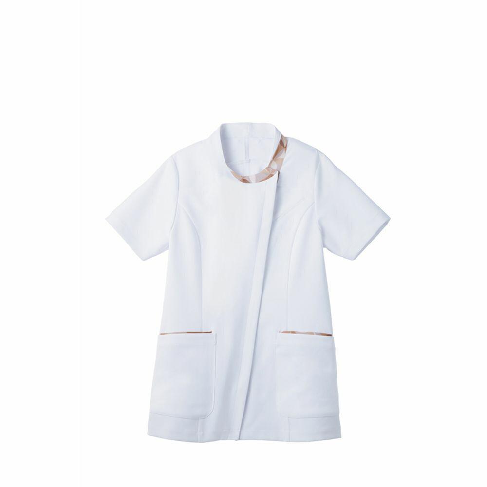 女性用ジャケット L MJAL-1809-D2(ピンク) 1枚 サンペックスイスト 24-7009-0003