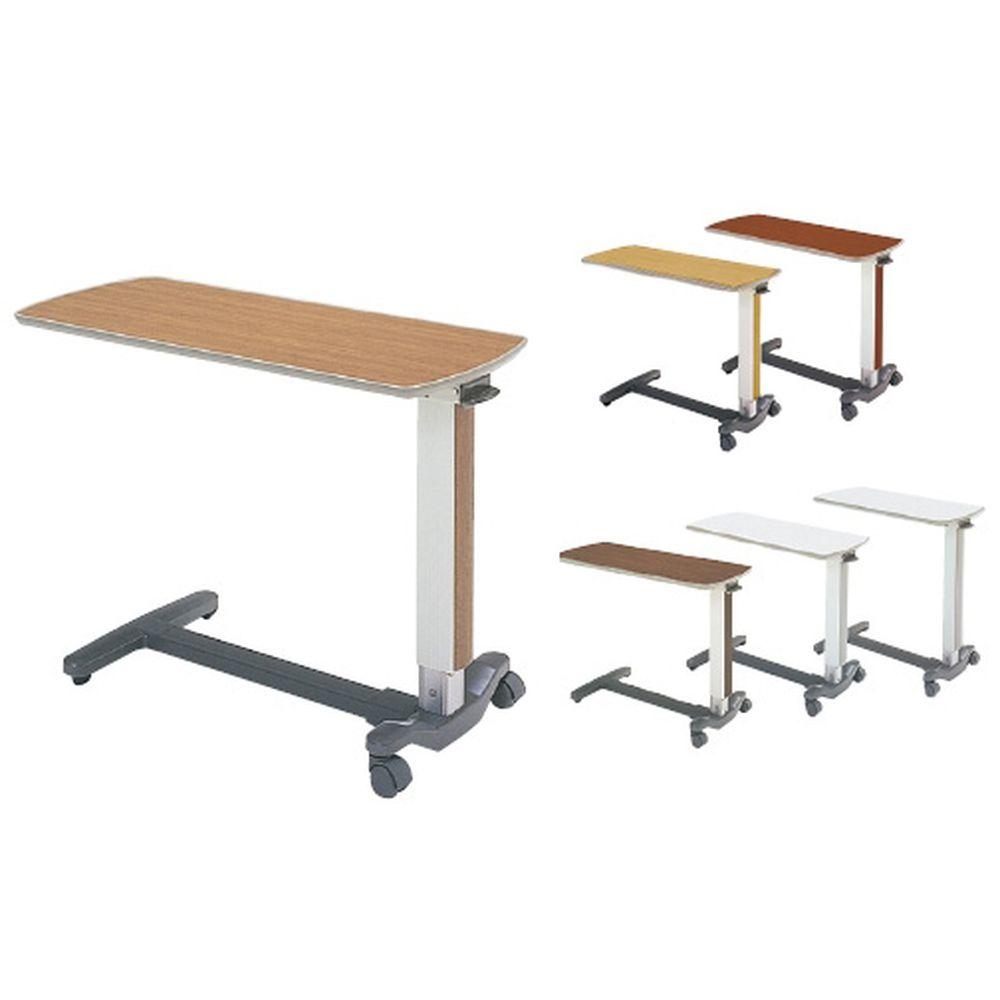 ベッドサイドテーブル KF-1920(アイボリー) 1台 パラマウントベッド 24-2238-04