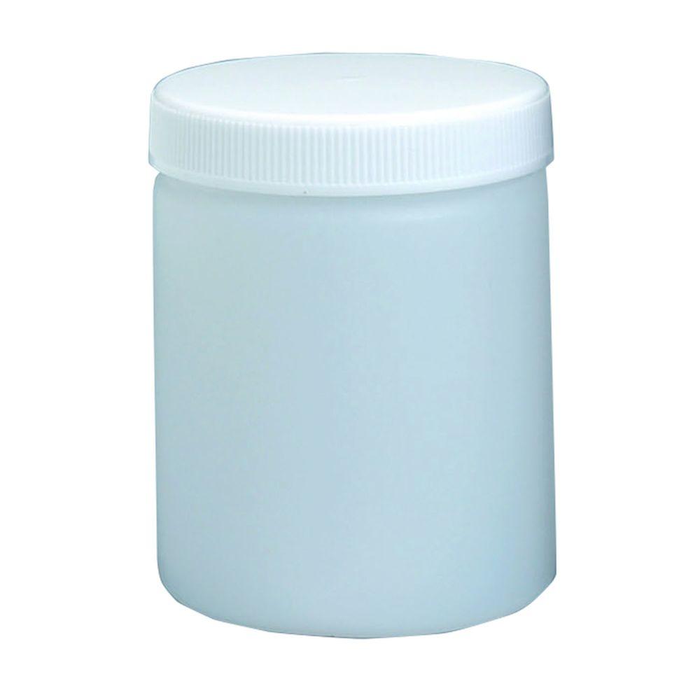 軟膏容器ポリナンコー(滅菌済) 500CC(2ホンX20フクロイリ) 1梱 エムアイケミカル 08-2990-10