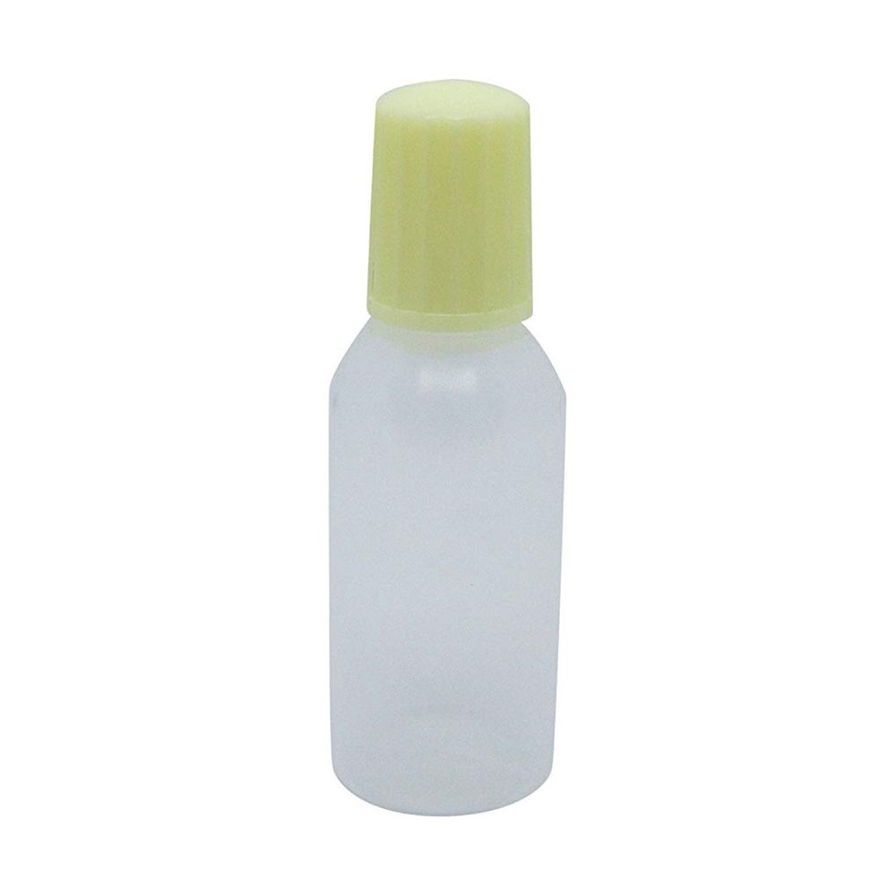 点滴容器ポリ点1号(滅菌済) 本体:白 キャップ:クリーム 5CC(25ホンX12フクロイリ) 1箱 エムアイケミカル 08-3051-0207