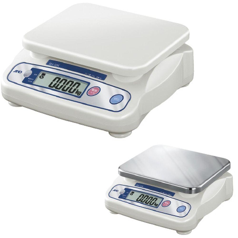 デジタルはかり(検定なし) SH-2000 1台 エー・アンド・デイ 23-2202-01