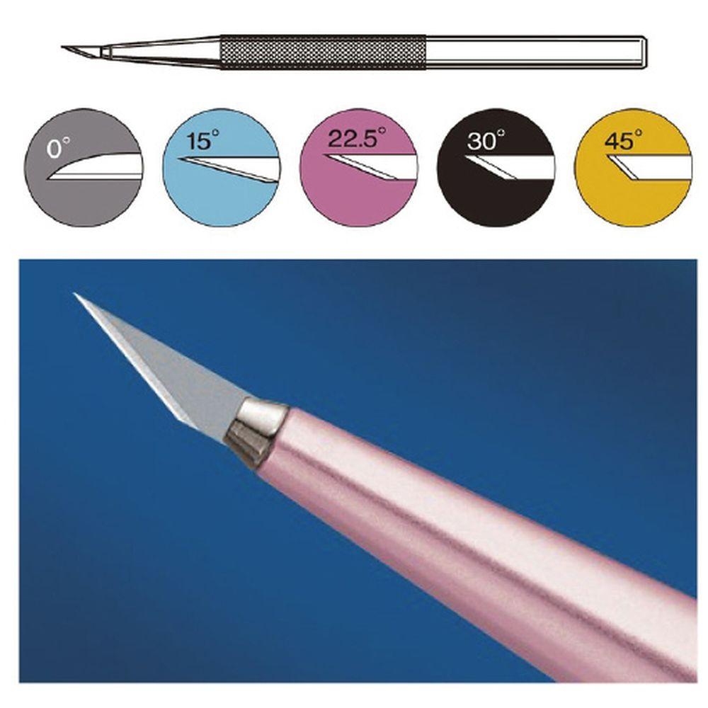 マイクロフェザーアルミハンドル NO.730(5ホンイリ) 1箱 フェザー安全剃刀 23-6058-03