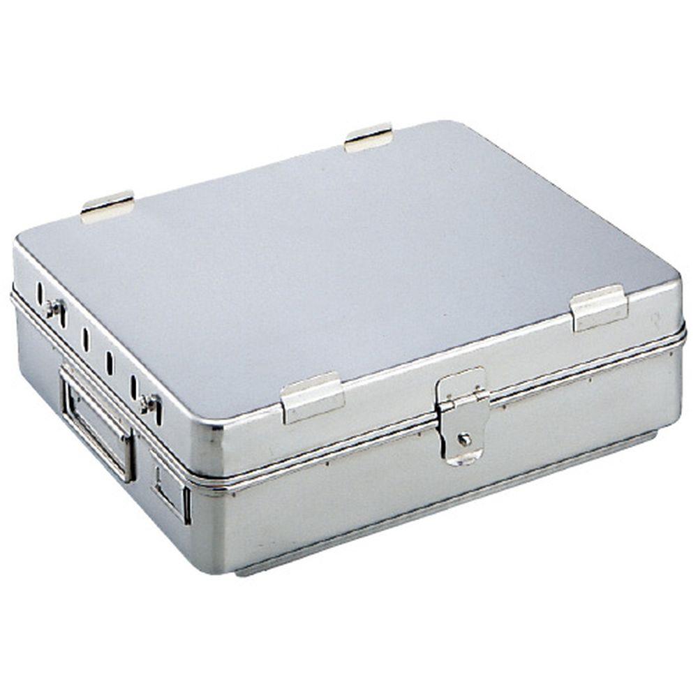 中材用角型カスト(Dタイプ)小 M-33D(29.5X23X9.5CM) 1個 松本製器 03-3050-01