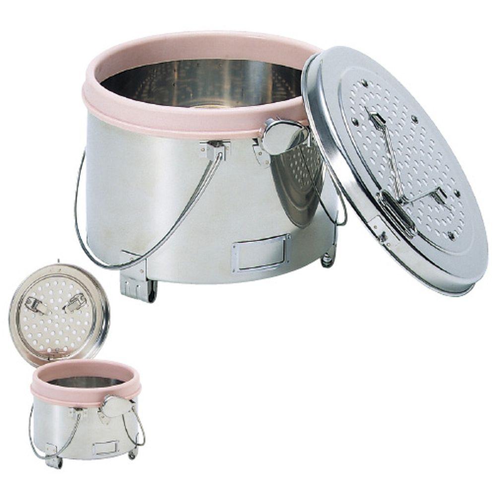 ニューカスト(丸型)18cm ピンク ワンタッチトメ(フィルターシキ) 1個 片桐医科工業 23-5217-0001