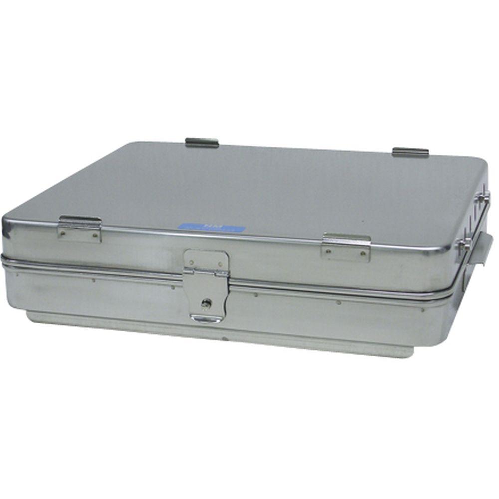 中材用角型カスト(Aタイプ)中 M-30A(32.5X26X7.5CM) 1個 松本製器 24-6326-01