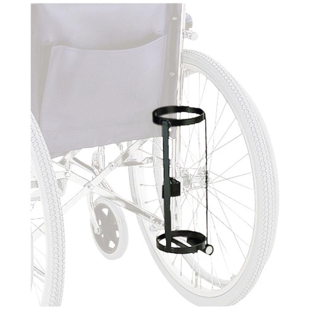 車いす用酸素ボンベ架台(標準車用) 105MM(100MMイカヨウ) 1個 カワムラサイクル 01-4045-12