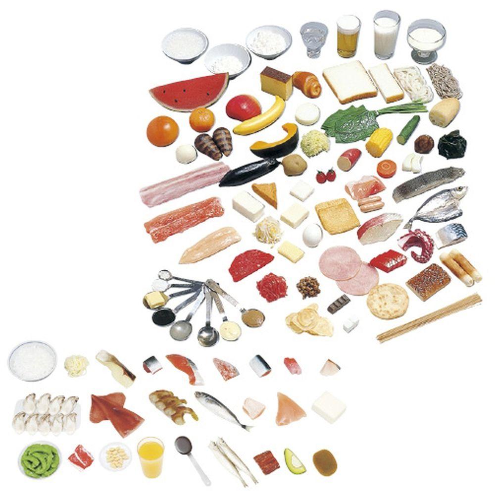 糖尿病指導キット(1~75品セット) 14-C75(ジシャクツキ) 1組 イワイサンプル 24-4508-02