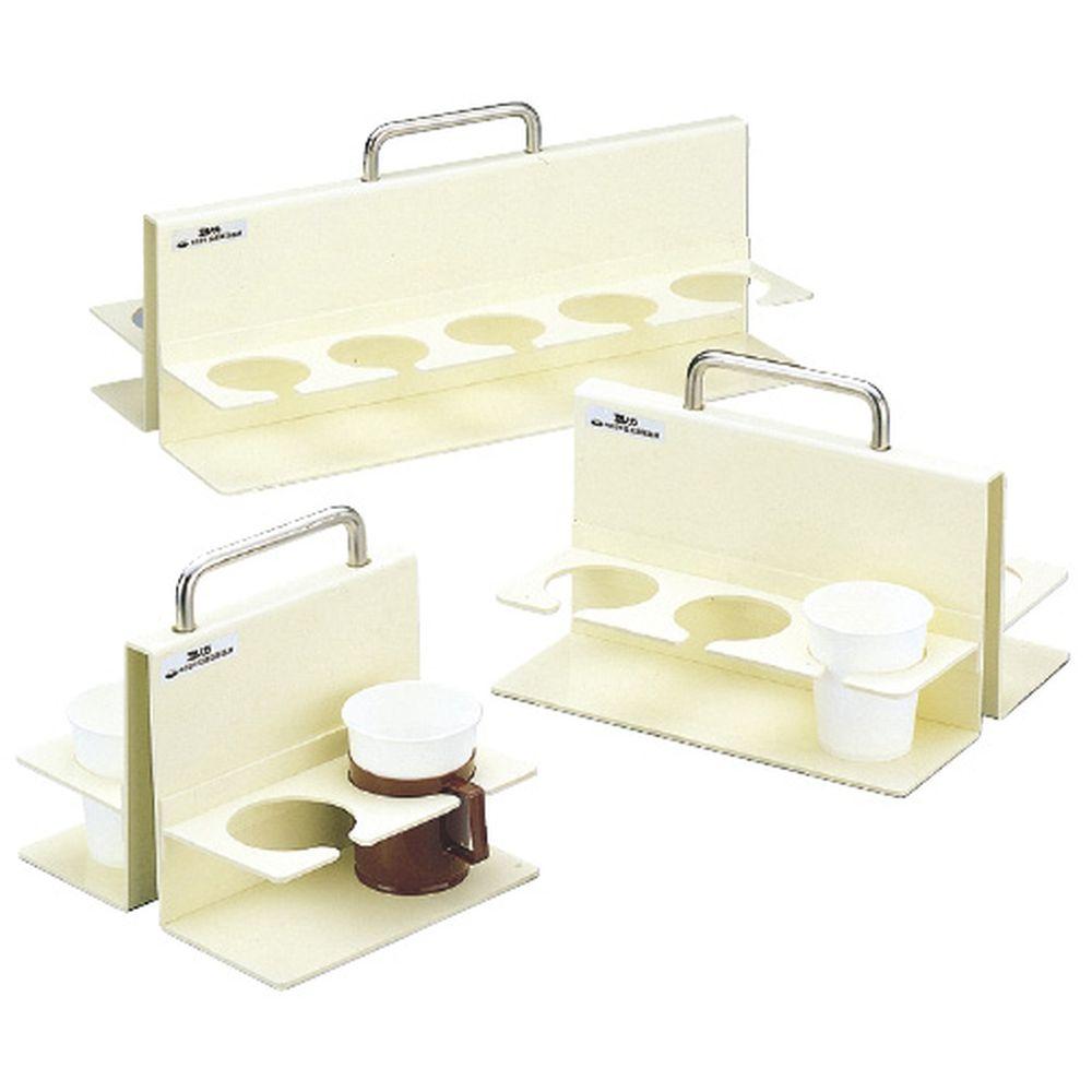 尿コップトレー(4人用) PP-4N 1個 日本医理器材 23-5995-00