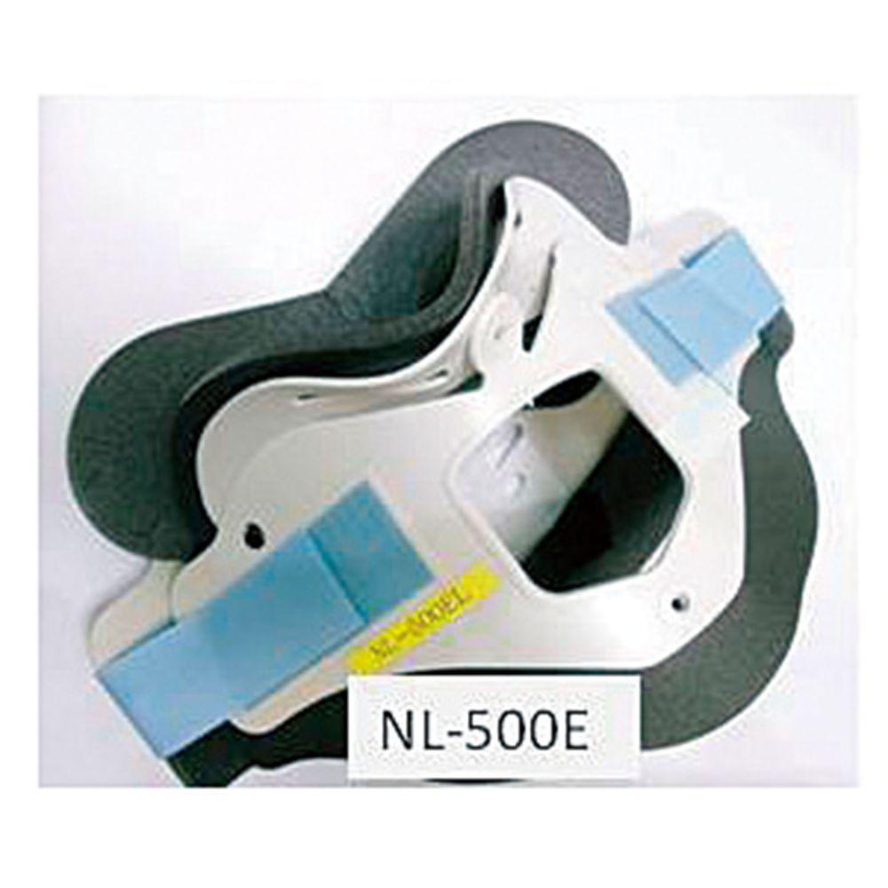 ネックロック(LARGE) NL500E(ミズイロ) 1個 ユフ精器 19-4260-01