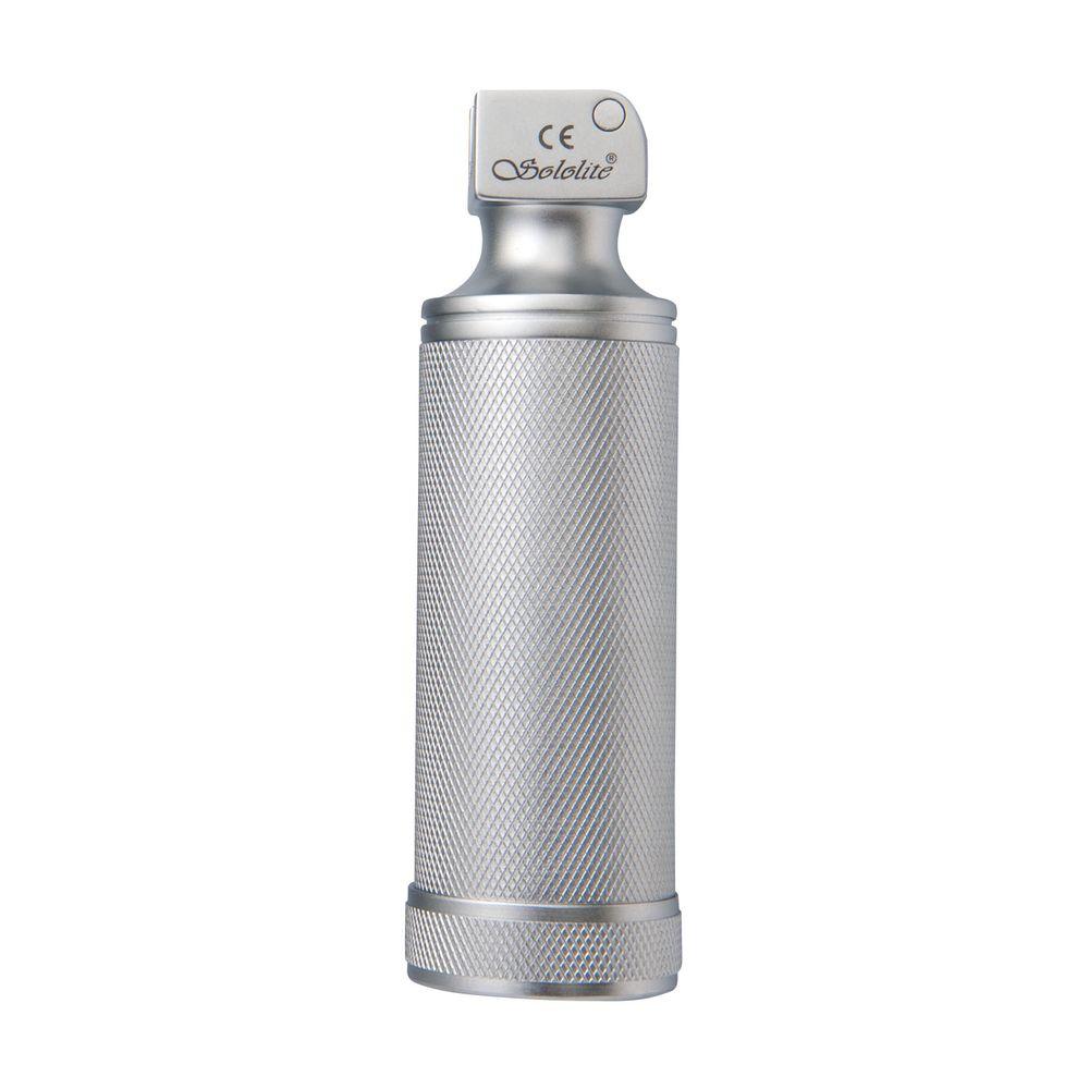 スタンダード喉頭鏡ハンドル スタビー(タン・フト)デンチナシ 1本 メドライフ 23-5721-02
