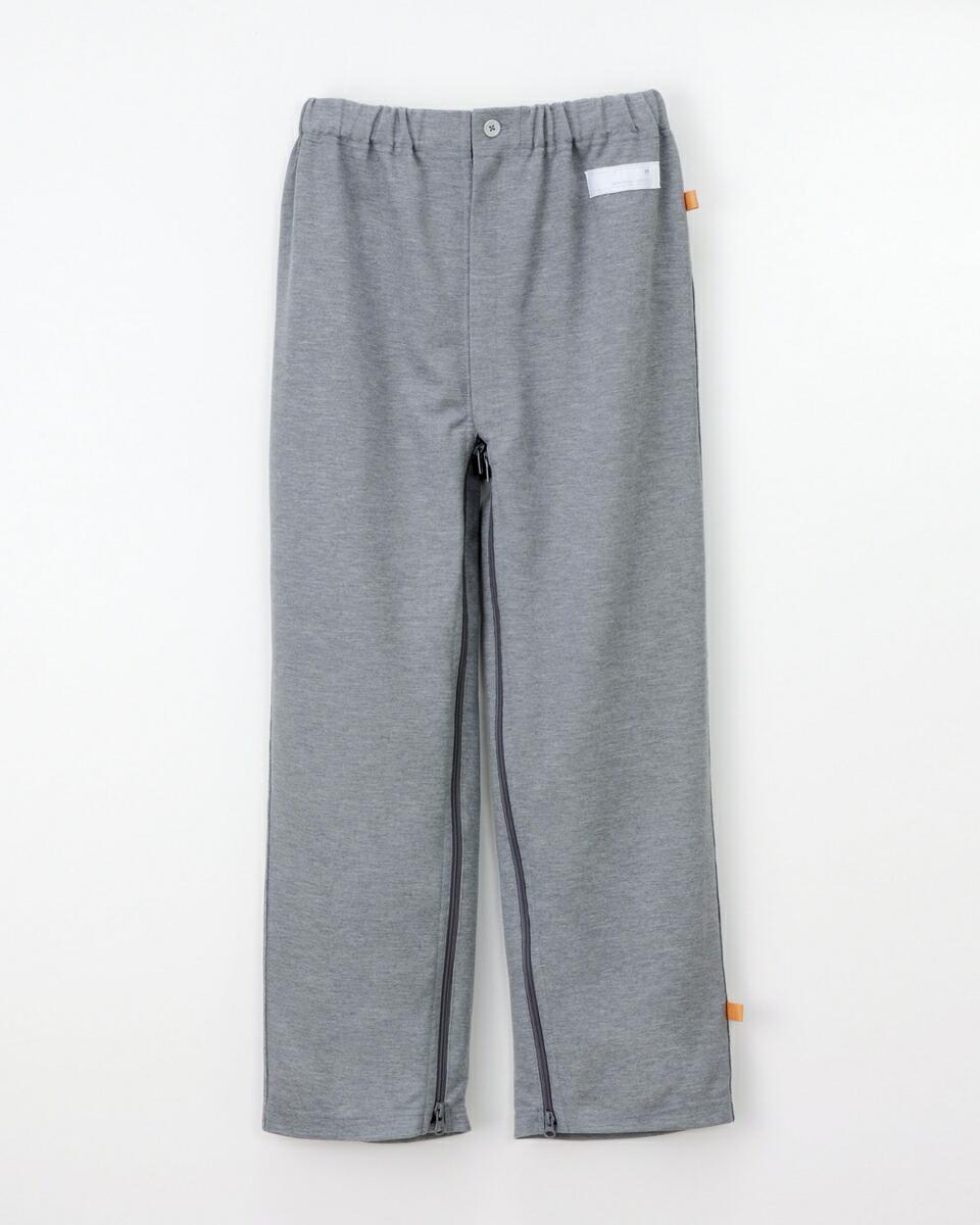 ナガイレーベン 患者用パンツ GJ-1588 サイズM グレー