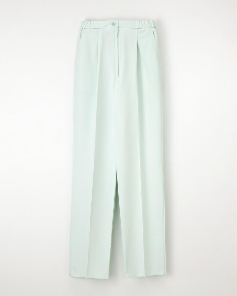 ナガイレーベン 女子パンツ CA-1723 サイズS ペールグリーン