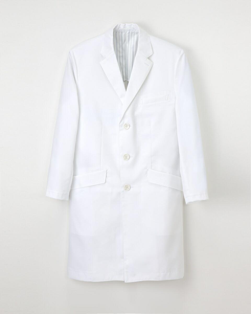 公式通販 驚きの値段で 医療用 ドクター ナース向けウェア FD-4020 ナガイレーベン 男子シングル診察衣