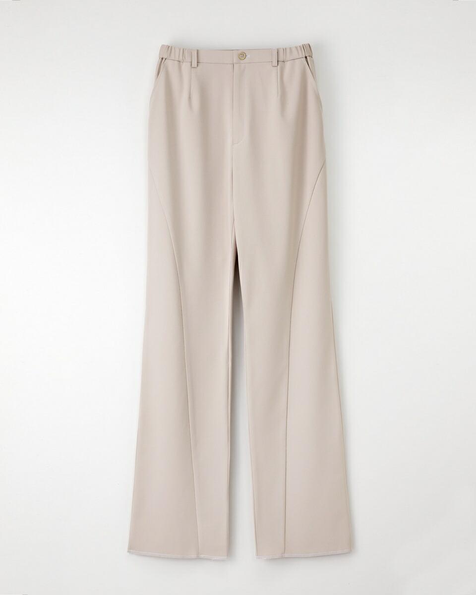 ナガイレーベン 女子パンツ LH-6203 サイズEL ベージュ