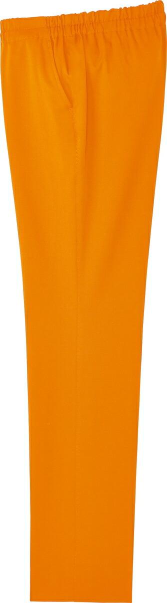 Lecoq ルコック レディスストレートパンツ UQW2027-10(オレンジ) 5L(受注生産)