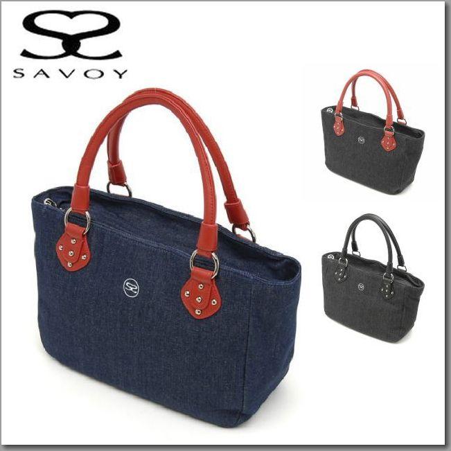 Savoy Bag New Denim Tote 7sm1801206