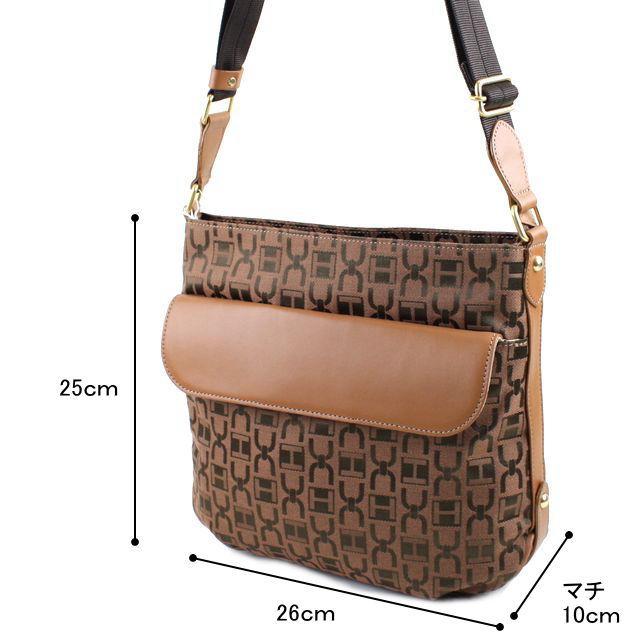 Yukiko Hanai ( YUKIKO HANAI) bit shoulder bag 603315543