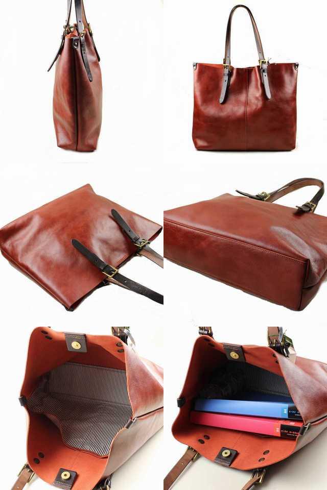 jirosso 皮革手提包折算为许多手提袋