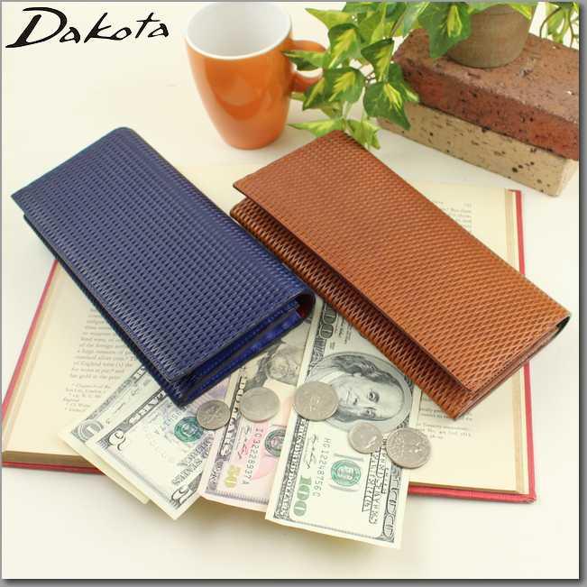 ダコタ 財布 DAKOTA メンズ長財布 レティコロ 型押しメンズ財布 ブラックレーベル 長財布 0626102父の日 クリスマス