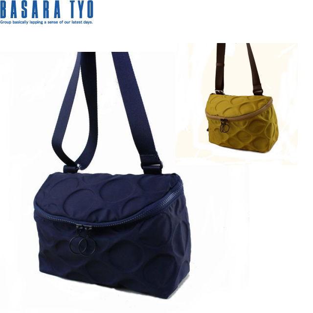 バサラ(BASARA) 新作 ジータ レディースバッグ 斜め掛けのできるショルダーバッグ 撥水加工 1414810 母の日