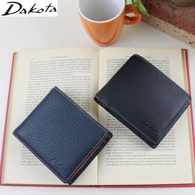 ダコタ 財布 DAKOTA 二つ折り財布 メンズ財布 ブラックレーベル アレキサンダー 二つ折り財布 日本製 0625400 父の日 クリスマス
