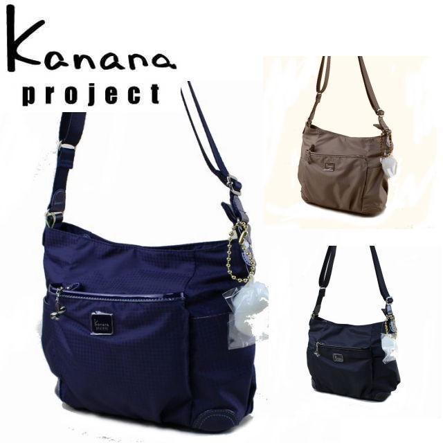 カナナプロジェクト Kanana Projec レディースバッグ 軽量 エール2ショルダーバッグ 55333 竹内海南江さんプロデュース エース 旅行用 プレゼント