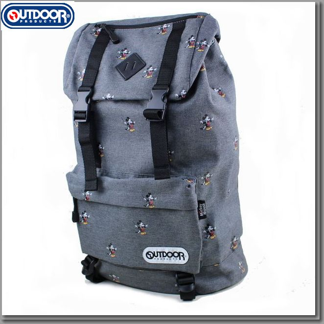 アウトドア プロダクツ(OUTDOOR PRODUCTS)リュックサック  ディズニーコラボ ミッキー かぶせ型デイパック ODDN-1259