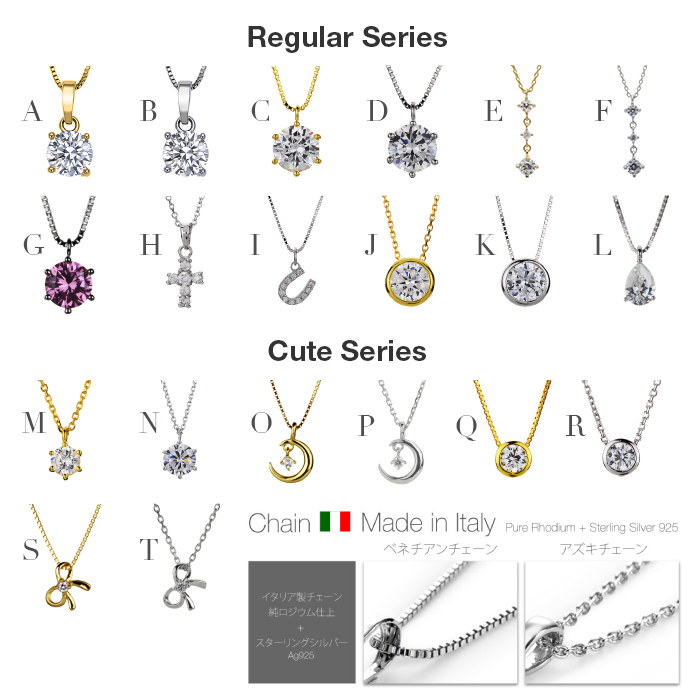 Necklace + earrings & earrings made in Italy Chain Platinum & 18 k gold cubic zirconia finishing