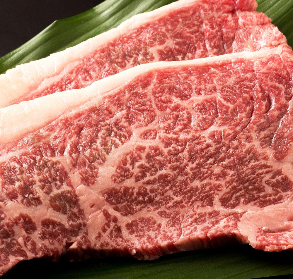 宮崎牛 イチボ ステーキ A4ランク 1kg