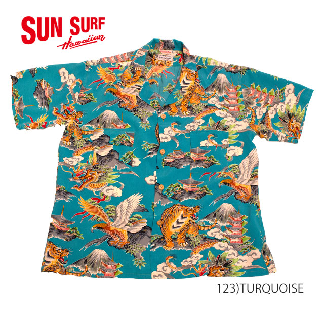 SUN SURF サンサーフ RAYON S/S SPECIAL EDITION FASHION MART(KOSHO & CO.)