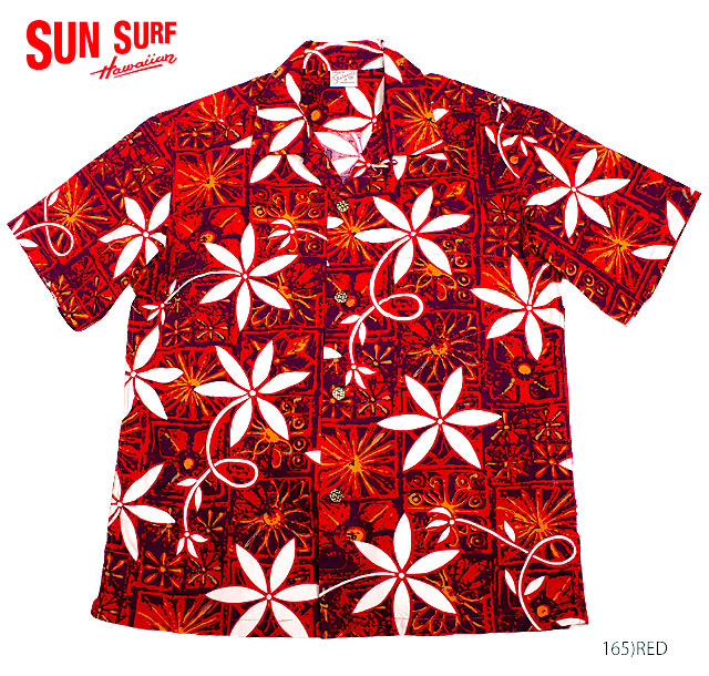 SUN SURF×別注SPECIAL EDITION COTTON S/SSHAHEEN'S OF HONOLULU