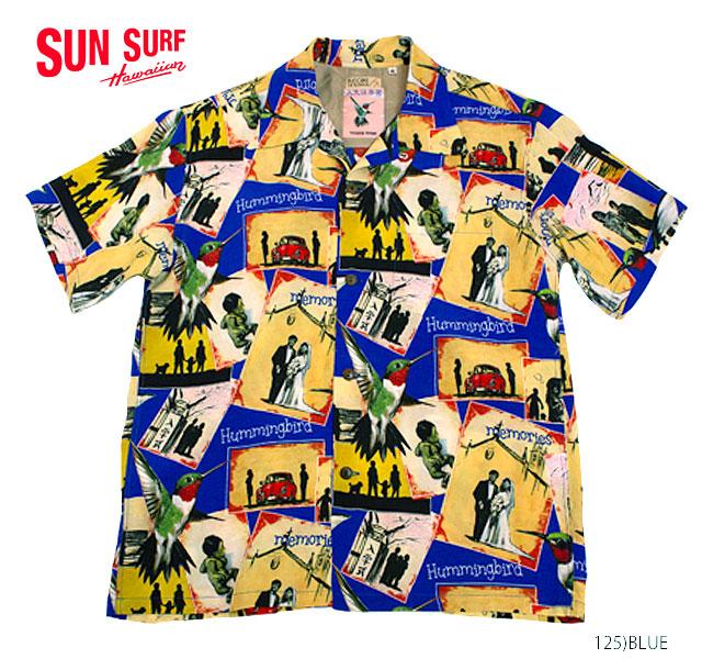 SUN SURFKEONI OF HAWAIIRAYON S/S