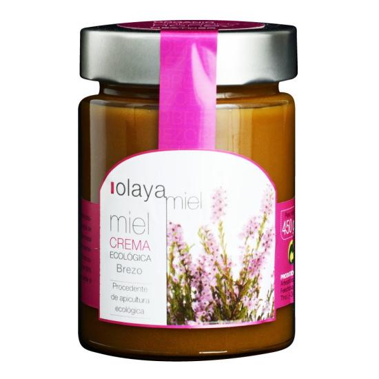 日本では珍しい蜂蜜です エリカ レッドヒース は 鉄分やミネラルが豊富で 美白成分 アルブチンが含まれていると言われています 生蜂蜜 クリーム蜂蜜 華やかな花の香りと ミエル 450g 日本 味わい深い蜂蜜です オラヤ お得セット 少しの酸味や苦味でコクを感じる