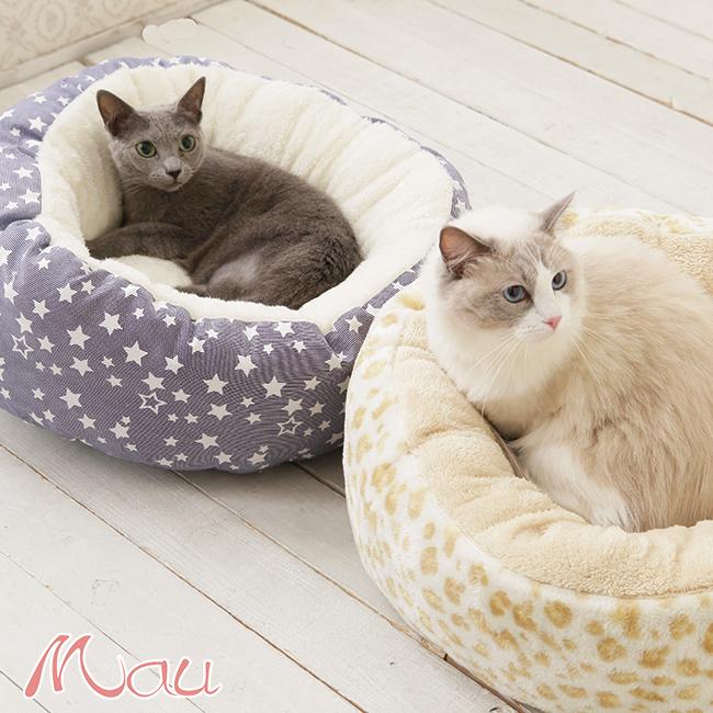 新作入荷 寒い時期にピッタリのあったかもこもこベッドです フワフワであったか~い 美品 ラウンドベッド