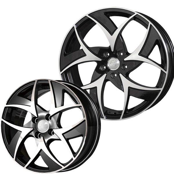 新品 サマータイヤホイール 4本セット 165 売店 並行輸入品 55R14インチ4H100 トレジャーワン クリフクライム ブラックポリッシュトーヨー 送料無料 TOYO SD-K7 TC05 SDK7サマータイヤホイールセット