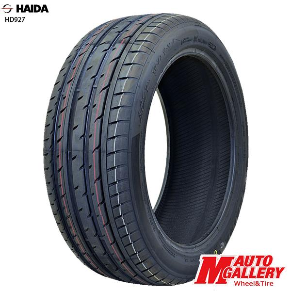 送料無料 4本セット HAIDA ハイダ HD927 245/35R19 93W 19インチ 新品サマータイヤ