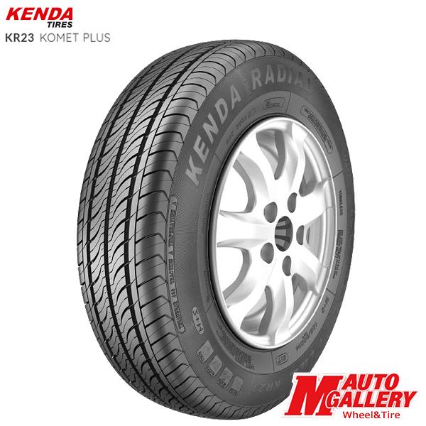 送料無料 2本セット ケンダ KOMETPLUS KR23 165/65R14 14インチ 新品サマータイヤ
