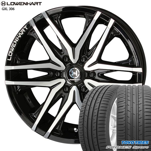 送料無料 265/50R20インチ レーベンハート GXL 306 TOYO トーヨー プロクセススポーツ SUV 新品サマータイヤ ホイール4本セット