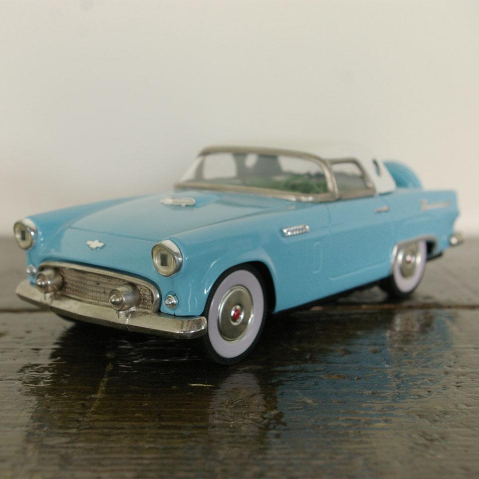"""送料無料 ビンテージトイ""""Thunderbird Hard Top 市場 type1956"""" 楽ギフ_メッセ カンパニー Co.Ltd. 買い取り フィフティーズ 50's"""