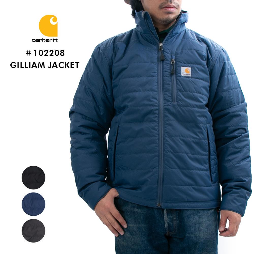 カーハート #102208 GILLIAM JACKET ギリアムジャケット RAIN DEFENDER レインディフェンダー